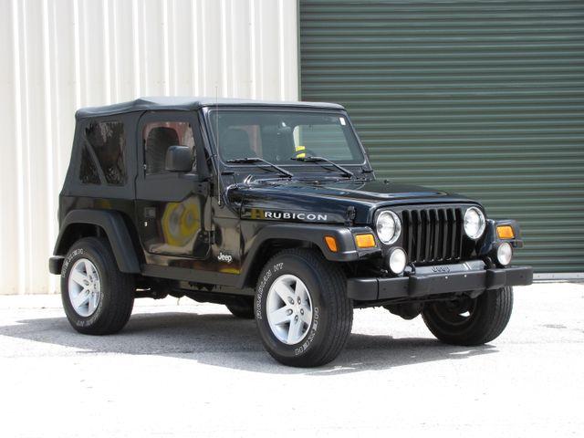 2005 Jeep Wrangler Rubicon Jacksonville , FL 37