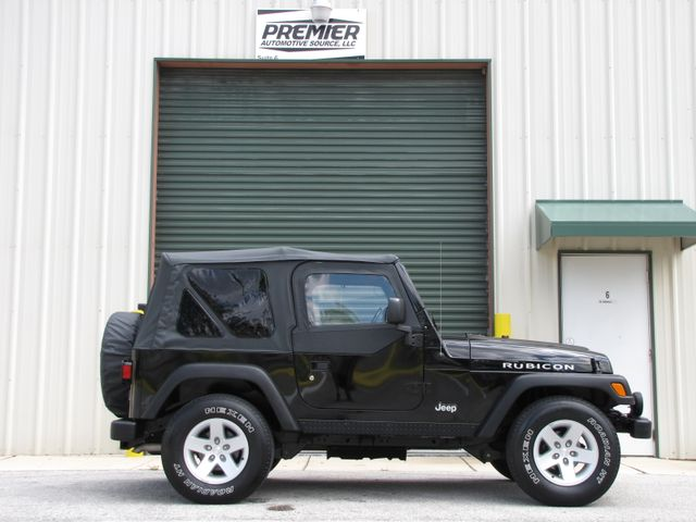2005 Jeep Wrangler Rubicon Jacksonville , FL 5