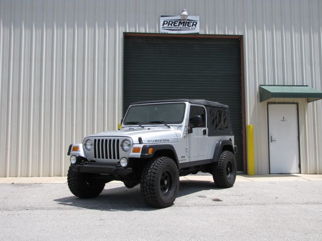 2005 Jeep Wrangler Unlimited Rubicon LJ Jacksonville , FL 43