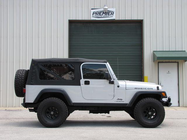 2005 Jeep Wrangler Unlimited Rubicon LJ Jacksonville , FL 8