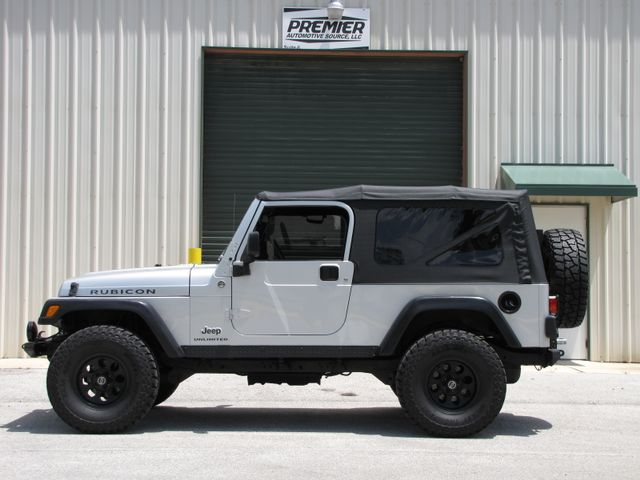2005 Jeep Wrangler Unlimited Rubicon LJ Jacksonville , FL 5