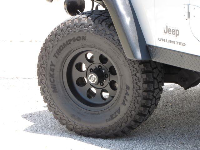 2005 Jeep Wrangler Unlimited Rubicon LJ Jacksonville , FL 26
