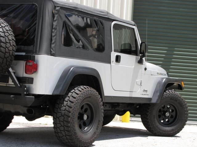 2005 Jeep Wrangler Unlimited Rubicon LJ Jacksonville , FL 24
