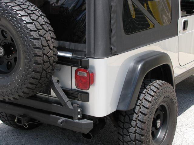 2005 Jeep Wrangler Unlimited Rubicon LJ Jacksonville , FL 22