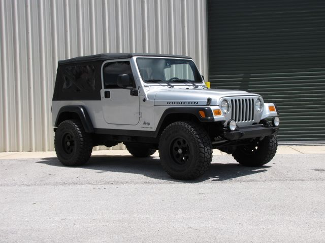 2005 Jeep Wrangler Unlimited Rubicon LJ Jacksonville , FL 44