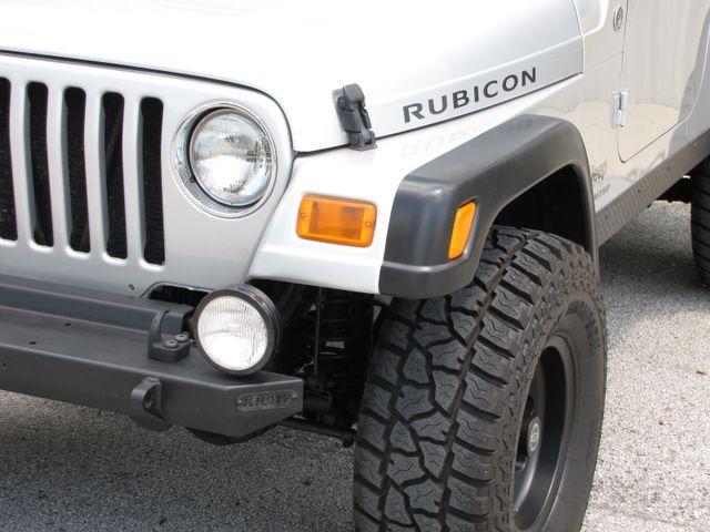 2005 Jeep Wrangler Unlimited Rubicon LJ Jacksonville , FL 15