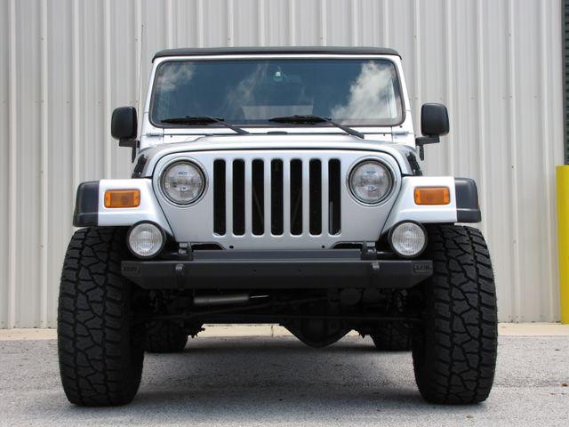 2005 Jeep Wrangler Unlimited Rubicon LJ Jacksonville , FL 12