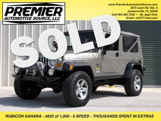 2005 Jeep Wrangler Unlimited Rubicon Sahara Jacksonville , FL