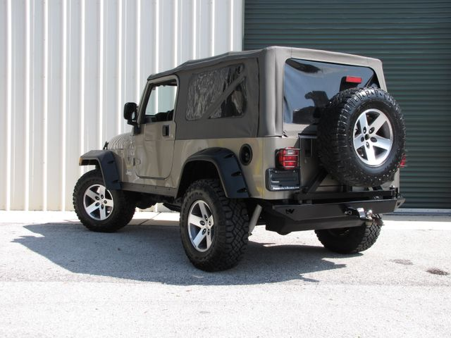 2005 Jeep Wrangler Unlimited Rubicon Sahara Jacksonville , FL 2