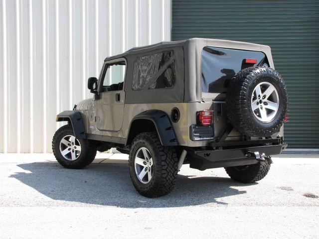 2005 Jeep Wrangler Unlimited Rubicon Sahara Jacksonville , FL 44