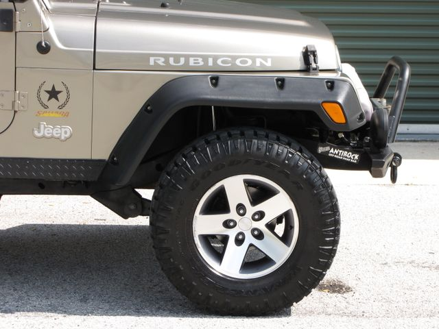 2005 Jeep Wrangler Unlimited Rubicon Sahara Jacksonville , FL 8