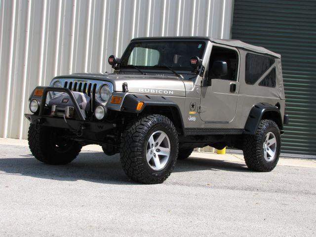 2005 Jeep Wrangler Unlimited Rubicon Sahara Jacksonville , FL 42