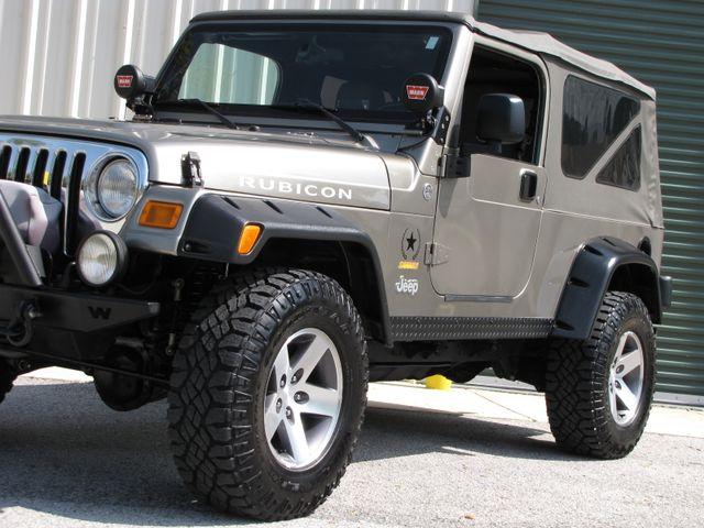 2005 Jeep Wrangler Unlimited Rubicon Sahara Jacksonville , FL 11