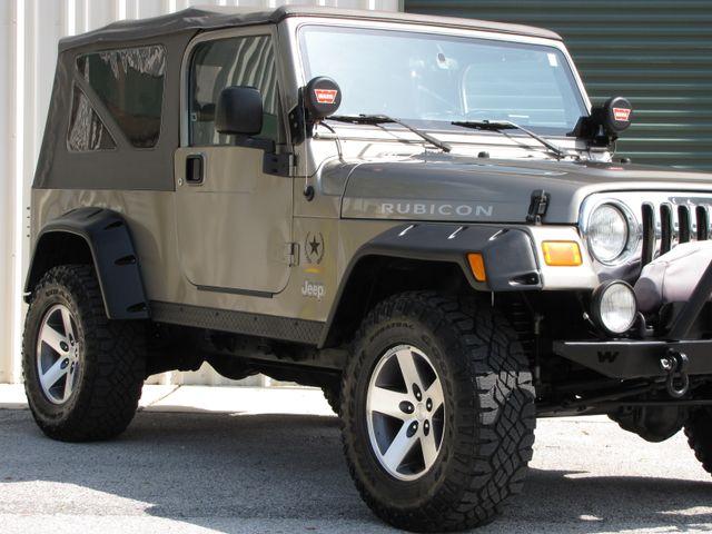 2005 Jeep Wrangler Unlimited Rubicon Sahara Jacksonville , FL 12