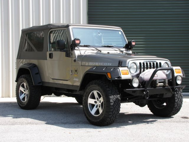 2005 Jeep Wrangler Unlimited Rubicon Sahara Jacksonville , FL 43