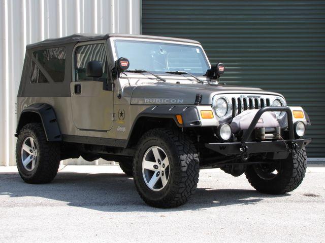 2005 Jeep Wrangler Unlimited Rubicon Sahara Jacksonville , FL 1