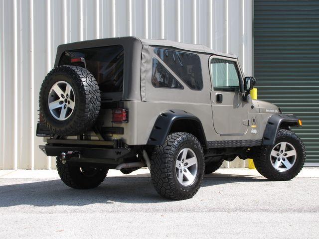 2005 Jeep Wrangler Unlimited Rubicon Sahara Jacksonville , FL 3