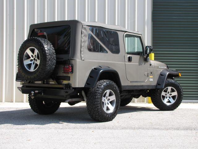 2005 Jeep Wrangler Unlimited Rubicon Sahara Jacksonville , FL 45