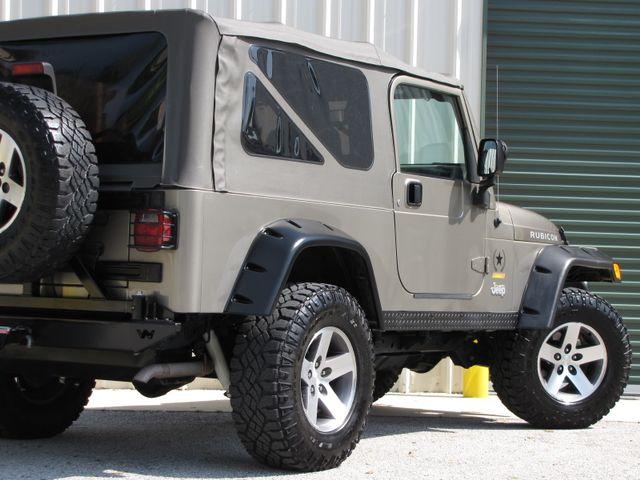 2005 Jeep Wrangler Unlimited Rubicon Sahara Jacksonville , FL 21