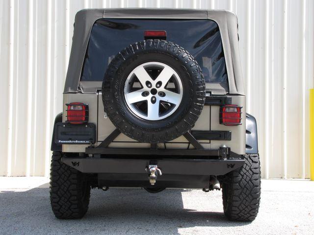 2005 Jeep Wrangler Unlimited Rubicon Sahara Jacksonville , FL 19