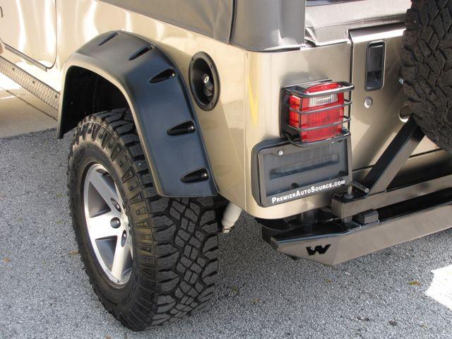 2005 Jeep Wrangler Unlimited Rubicon Sahara Jacksonville , FL 22