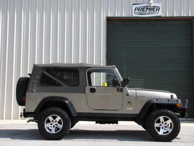 2005 Jeep Wrangler Unlimited Rubicon Sahara Jacksonville , FL 7