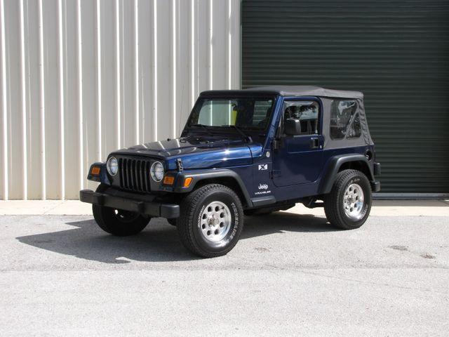 2005 Jeep Wrangler X Jacksonville , FL 32