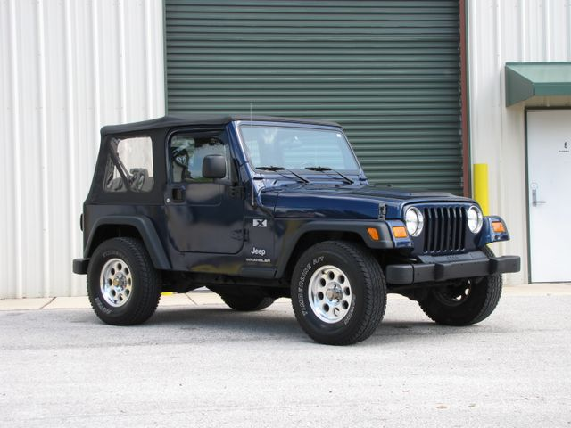 2005 Jeep Wrangler X Jacksonville , FL 33