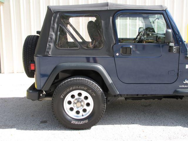 2005 Jeep Wrangler X Jacksonville , FL 9