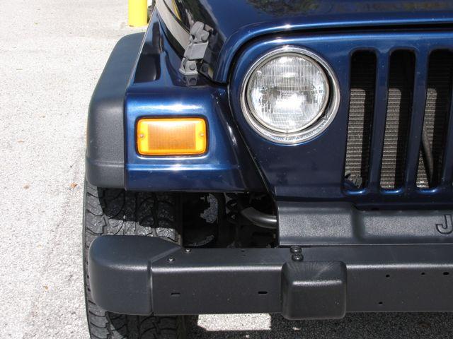 2005 Jeep Wrangler X Jacksonville , FL 16