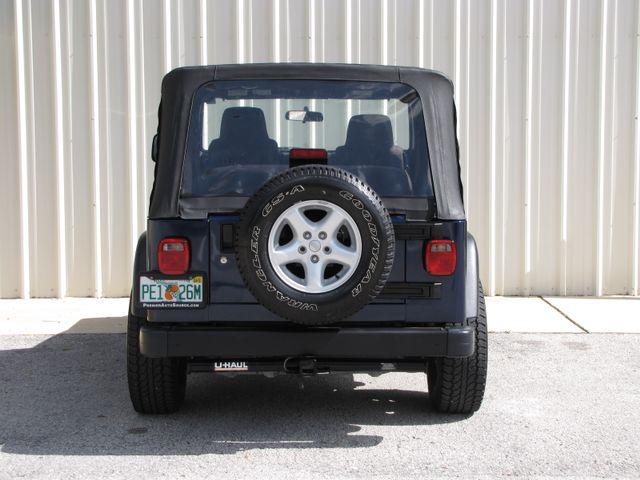 2005 Jeep Wrangler X Jacksonville , FL 17