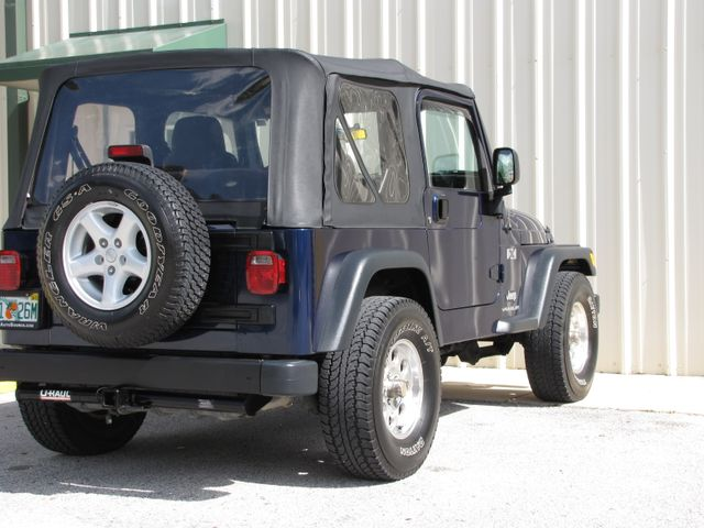 2005 Jeep Wrangler X Jacksonville , FL 19