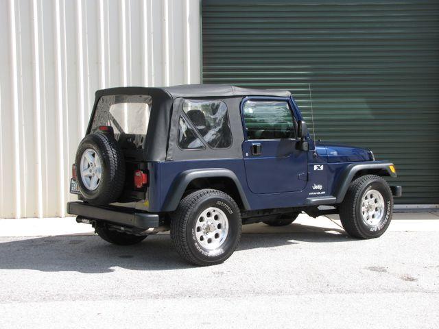 2005 Jeep Wrangler X Jacksonville , FL 35