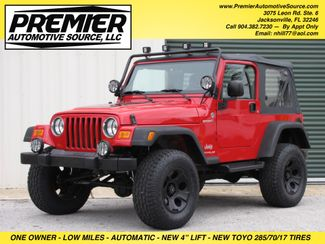 2005 Jeep Wrangler Sport Jacksonville , FL