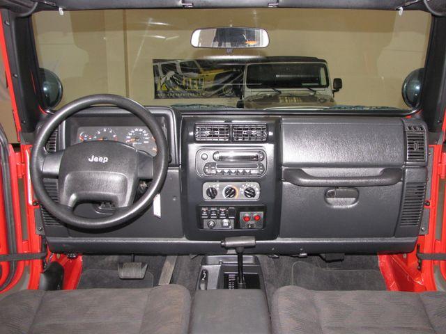2005 Jeep Wrangler Sport Jacksonville , FL 26