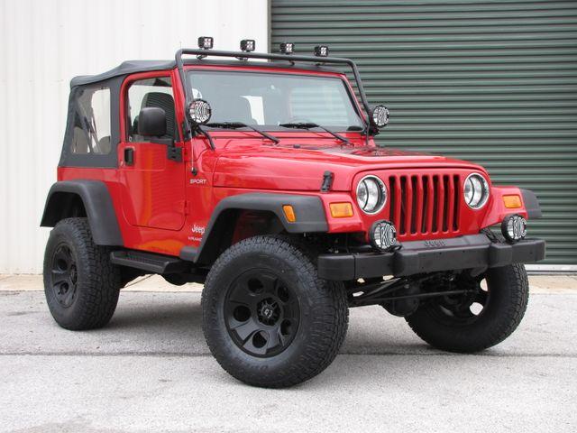 2005 Jeep Wrangler Sport Jacksonville , FL 37