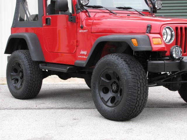 2005 Jeep Wrangler Sport Jacksonville , FL 13