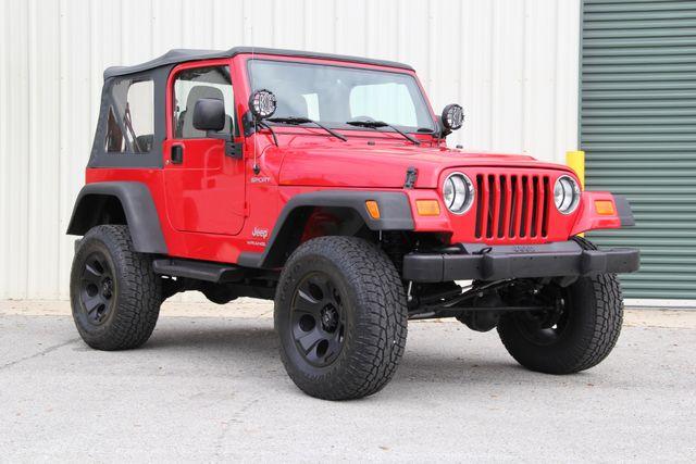2005 Jeep Wrangler Sport Jacksonville , FL 48