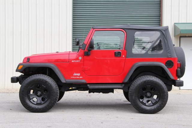 2005 Jeep Wrangler Sport Jacksonville , FL 6