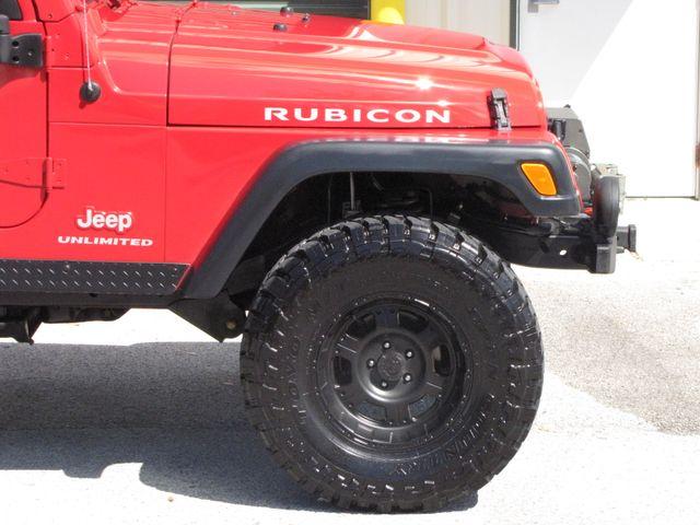 2005 Jeep Wrangler Unlimited Rubicon LJ Jacksonville , FL 9