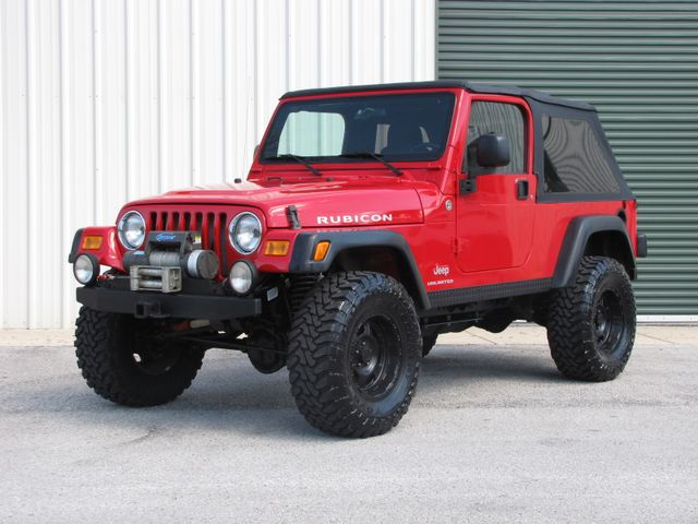 2005 Jeep Wrangler Unlimited Rubicon LJ Jacksonville , FL 39