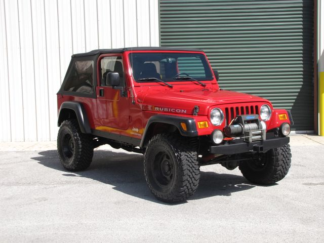 2005 Jeep Wrangler Unlimited Rubicon LJ Jacksonville , FL 1