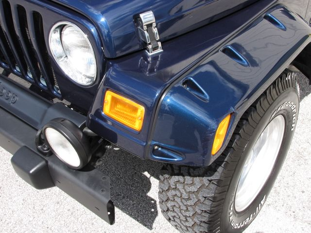 2005 Jeep Wrangler Unlimited LJ Jacksonville , FL 14