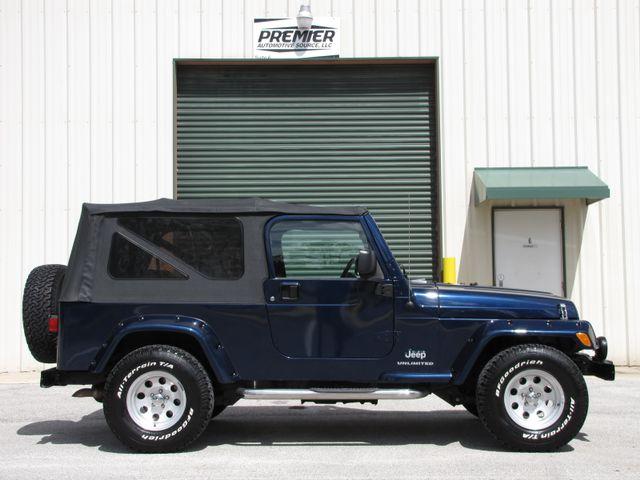 2005 Jeep Wrangler Unlimited LJ Jacksonville , FL 8