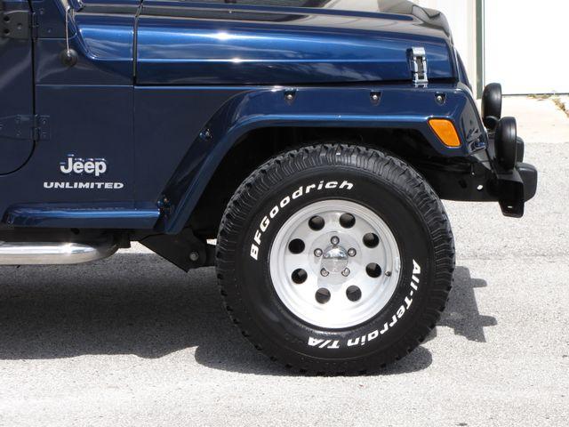 2005 Jeep Wrangler Unlimited LJ Jacksonville , FL 9