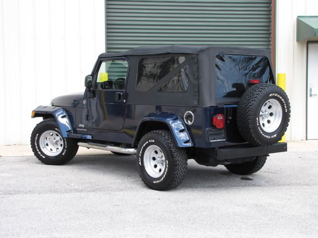 2005 Jeep Wrangler Unlimited LJ Jacksonville , FL 41