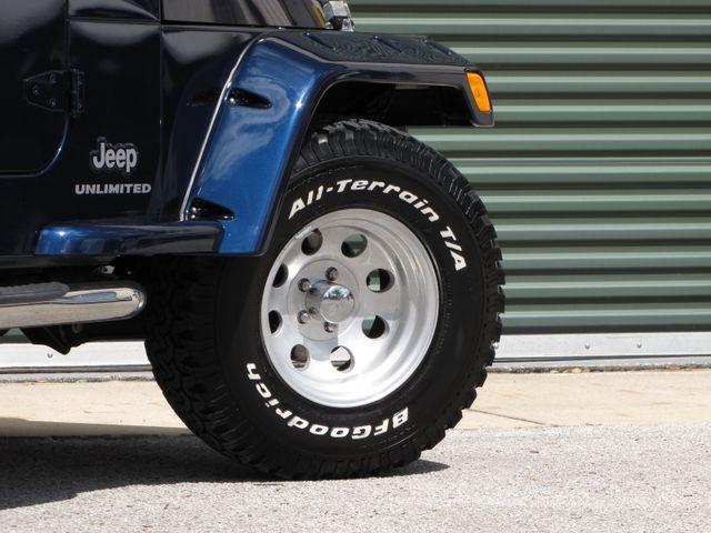 2005 Jeep Wrangler Unlimited LJ Jacksonville , FL 4
