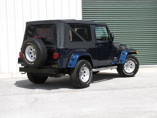 2005 Jeep Wrangler Unlimited LJ Jacksonville , FL 42