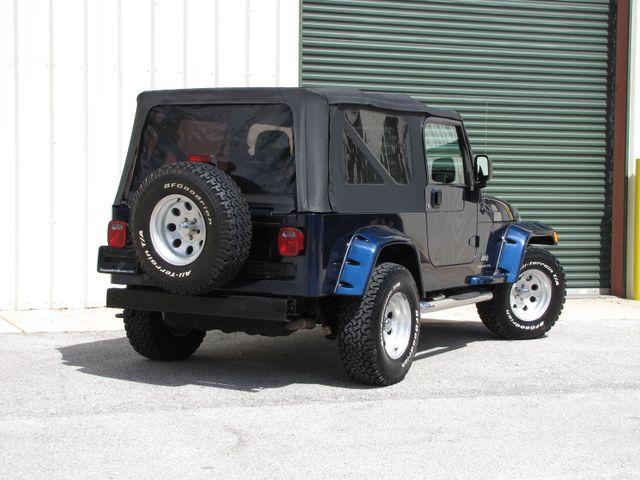 2005 Jeep Wrangler Unlimited LJ Jacksonville , FL 3