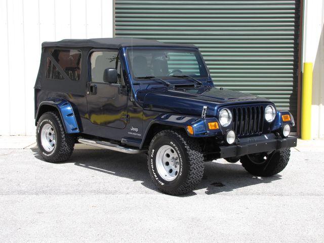 2005 Jeep Wrangler Unlimited LJ Jacksonville , FL 40